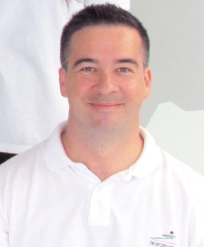Fisioterapeuta Carlos Lima