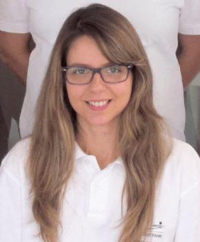 Fisioterapeuta Claúdia Paiva