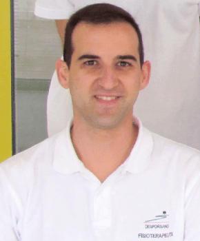 Fisioterapeuta João PInto